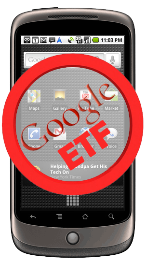 Google Nexus One ETF