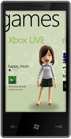 Windows Phone 7 Gaming