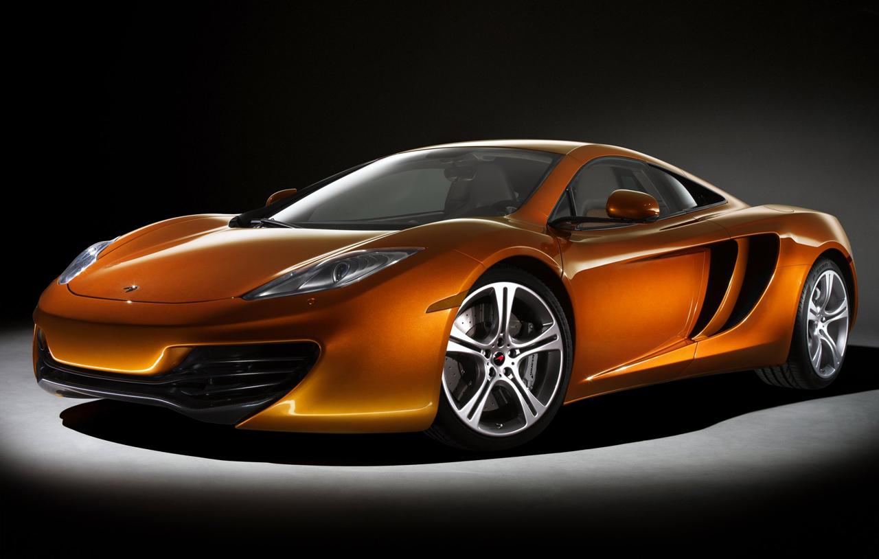 McLaren Unveils MP4-12C: 600 HP V8, 1.6 GHz Intel Atom, Runs Windows ...