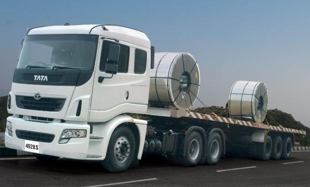 Tata's new World Truck series is aimed ...