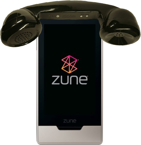 Zune HD Phone