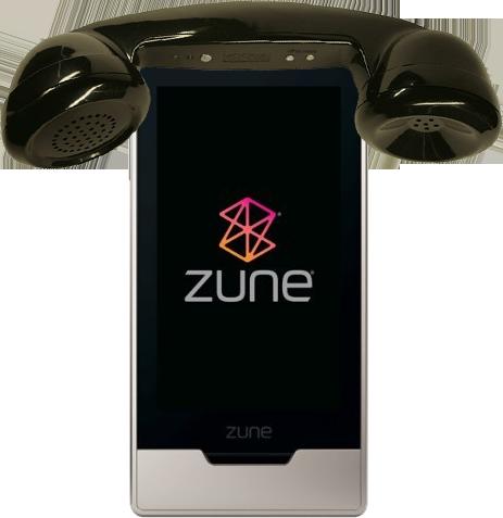 Zune HD Phone