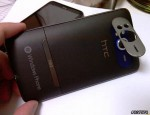 HTC HD7 Rear Kickstand