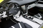 2013 Mercedes-Benz SLS AMG E-Cell Interior