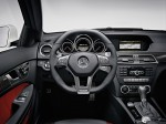 2012 Mercedes-Benz C63 AMG Coupe Interior