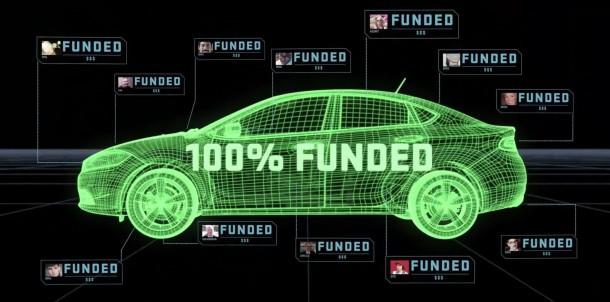 Dodge Dart Registry Funded
