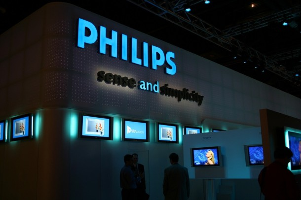 Philips at CES: via nobihaya/Flickr