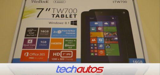 Winbook TW700