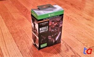 PowerA MOGA Gaming Clip - Box