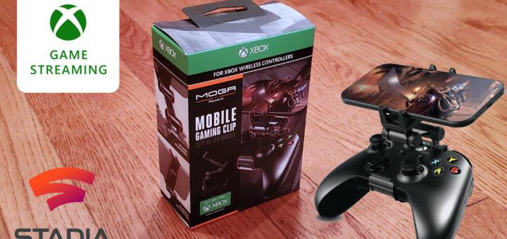 PowerA MOGA Gaming Clip
